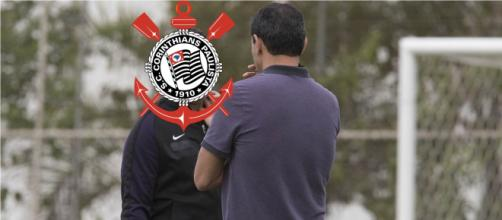 Osmar Loss é o principal nome para assumir o comando do Corinthians (Foto: Daniel Augusto Jr/Ag Corinthians)