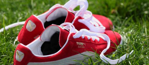 Puma shoes. - [Puma Suede sweet! / Flickr]