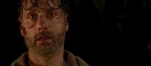 Rick Grimes is the main character of the show. Photo:credit - amc channel | YouTube