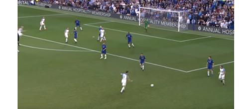 Video Inter Forever: parata pazzesca di Toldo contro le leggende del Chelsea