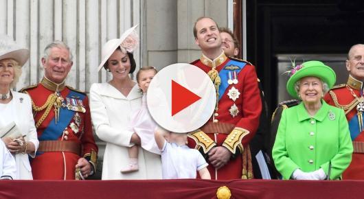 Brief History: The royal family's early history