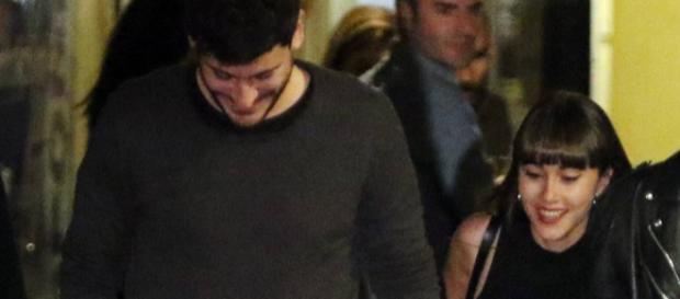 Aitana se deja ver con Cepeda tras distanciarse de su novio ... - elpais.com
