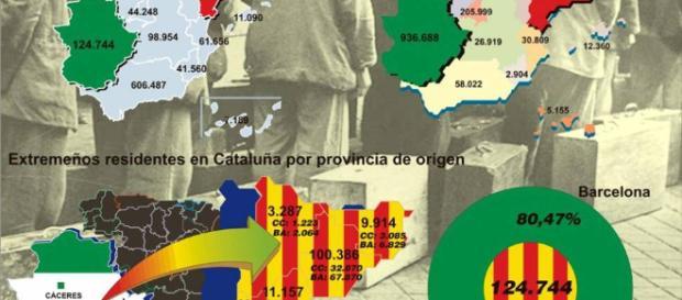 El emigrante de Cáceres que quiere a Catalunya