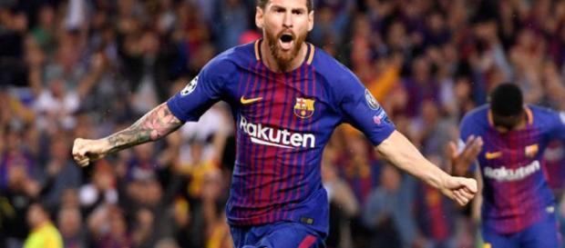 Lionel Messi, es uno de los mejores jugadores