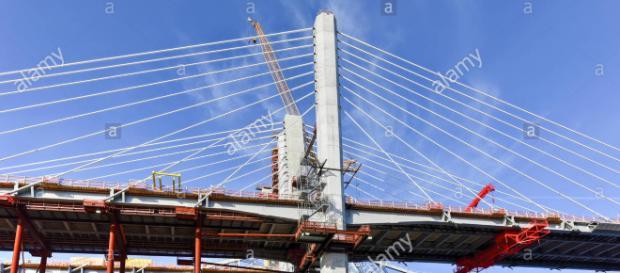 puente Goethals Fotos de stock & goethals puente Stock imágenes - Alamy - alamy.es