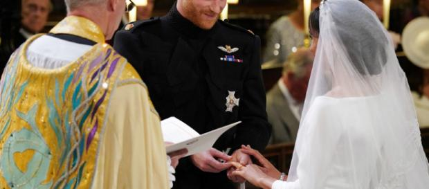 Se casan el príncipe Enrique y Meghan Markle - televisa.com