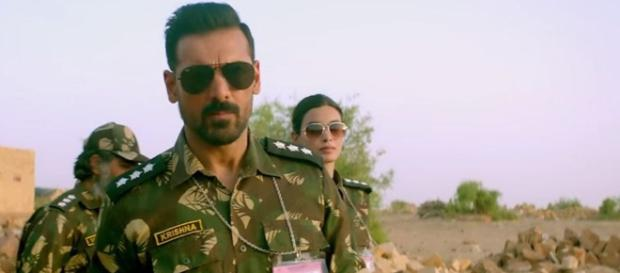 Trailer talk: John Abraham launches India's nuclear programme in ... -(Image Credit: Zoom Tv/Twitter)