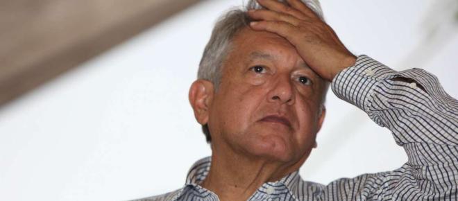 ¿Andrés Manuel López Obrador está enfermo?