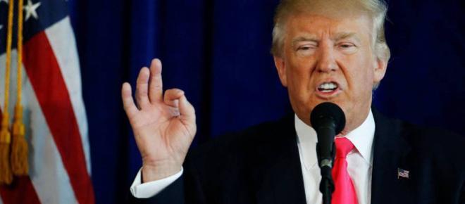 Teoría del escándalo de la Nueva Rusia de Trump