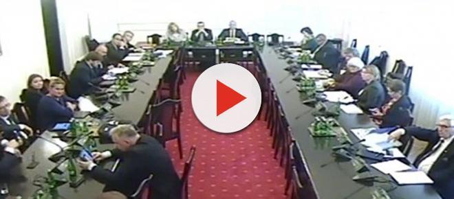 Andrzej Halicki z PO obraził posłankę PiS na komisji sejmowej. Chamstwo [wideo]