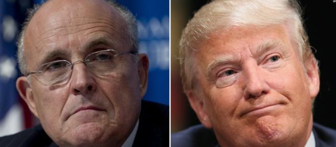 ¿Mentir de nuevo? Giuliani, Trump podría estar cavando sus propias tumbas