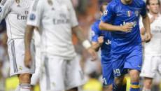 Dos grandes de Italia se pelean por un ex delantero del Real Madrid.