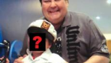 A cara do pai. Filho de Faustão mostra rosto com fotos no Instagram