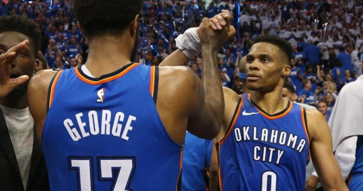 d6cfe2d8c3c NBA Rumors  Paul George to leave Thunder as free agent