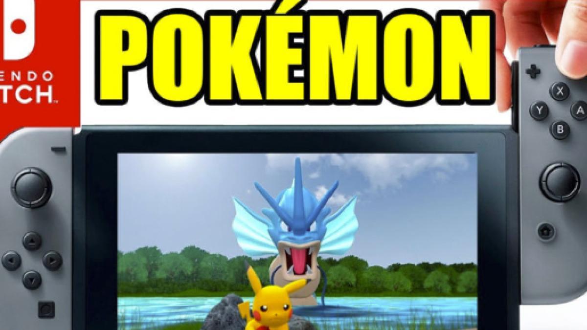 Nintendo Switch Pokemon Llegara Y Tendra Nuevas Caracteristicas