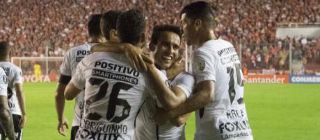 Corinthians x Independiente ao vivo