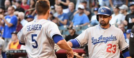 El equipo de los Dodger echan de menos al mexicano Adrián González debido a la pérdida por lesión de la super estrella Corey Seager.