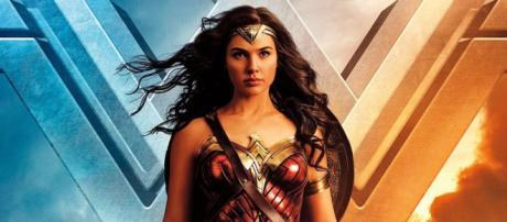 Wonder Woman is a wonderful example of a female action hero. [image source: Sebastian Vital - Flickr]