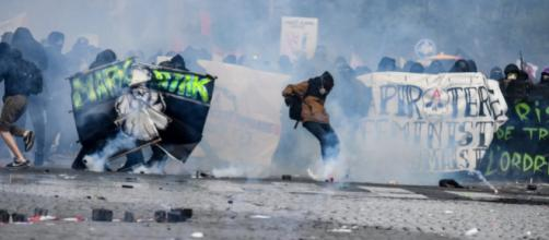 1er mai à Paris: 109 personnes en garde à vue