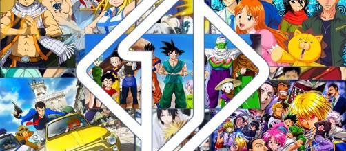 Anime, il palinsesto Mediaset di Maggio