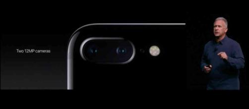 Apple presenta el iPhone 7 con doble cámara