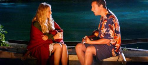 Cena do filme ''Como Se Fosse a Primeira Vez'' (Reprodução)