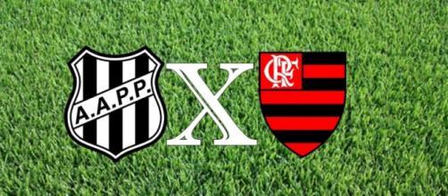 Copa do Brasil: Ponte Preta x Flamengo ao vivo