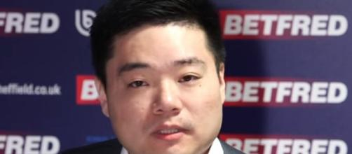 Ding Junhui reflects on defeat - Image credit | Betfredsport| YouTube