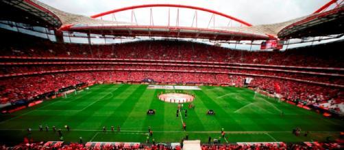 Estádio da Luz tevem na maioria dos jogos, boas assistências,