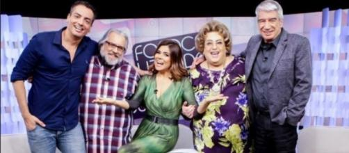 Fofocalizando acusa Globo de racismo, mas não tem negros entre os apresentadores