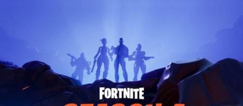 Fortnite: Battle Royale temporada 4.