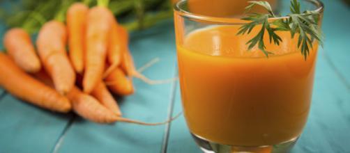 jugo de zanahoria | MiGenacol - migenacol.com
