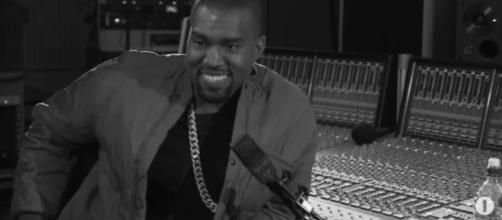 Kanye West calls slavery a choice in 'TMZ Live' interview. [Image source: BBCRadio/YouTube]