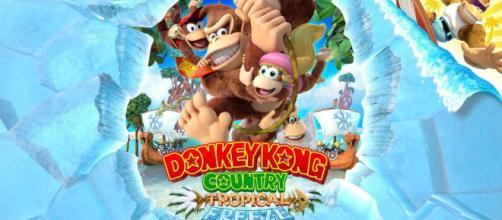 Nuevo tráiler de Donkey Kong Country: Tropical Freeze para ... - thedailyspanishreview.com