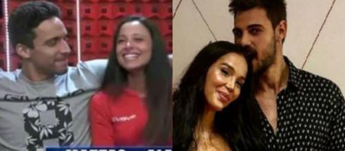 Paola in crisi con Monte, Matteo e Alessia, nuova coppia?