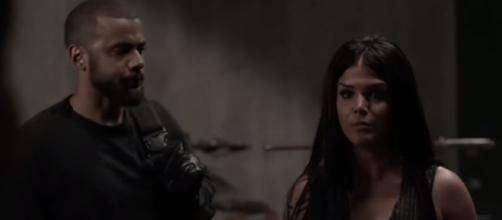 "The 100 5x02 Inside ""Red Queen"" - Image creit - the CW - TV Promos 