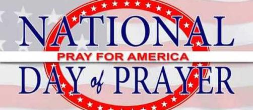 The National Day of Prayer is on Thursday, May 3, 2018 [Image: CBYtv/YouTube screenshot]