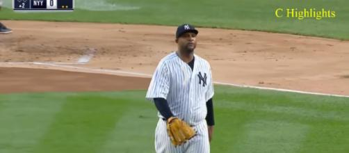 The Yankees have steamrolled out to a 28-12 start. [image source: C highlights - YouTube]