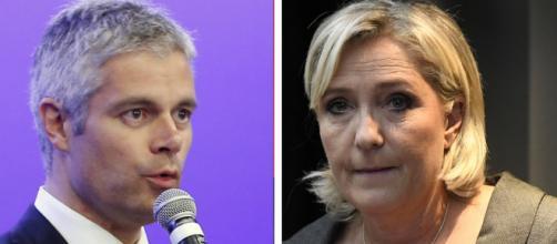 Wauquiez et Le Pen critiquent la majorité