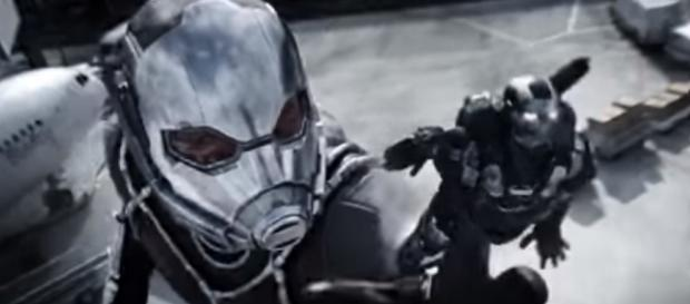 Ant-Man returns to theaters July 6. [Photo Credit: TeaserPro-YouTube]