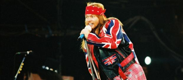 Axl Rose Was Left Completely Unchecked During Guns N' Roses' 'Use ... - gq.com