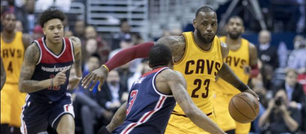 Can LeBron James put Cleveland on his back once again? Keith Allison/Flickr
