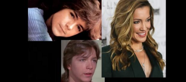 David Cassidy's daughter talks about late dad's demons. Photo: CNN/Wochit Entertainment/YouTube screenshots