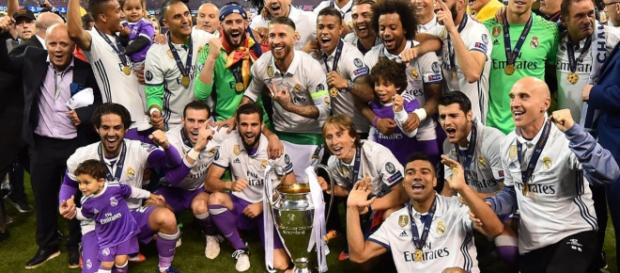 des champions: le triplé en 2018? Le Real l'a déjà fait… et deux ... - bfmtv.com