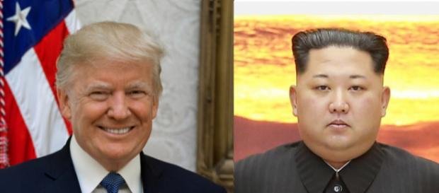 Donald Trump will meet with Kim Jong Un later this month (Image source: Shealah Craighead Blue House (Republic of Korea) /Youtube)