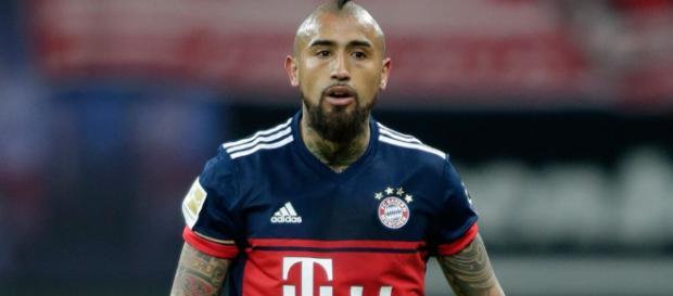 FC Bayern München: Vidal im Training verletzt - Diagnose steht ... - abendzeitung-muenchen.de