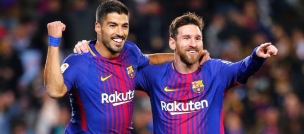 La dupla Messi-Suárez arrasa otra vez - mundodeportivo.com