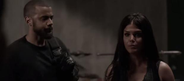 """The 100 5x02 Inside """"Red Queen"""" - Image creit - the CW - TV Promos 