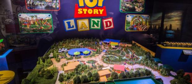 Toy Story Land, el nuevo parque de diversiones temático al que ... - upsocl.com