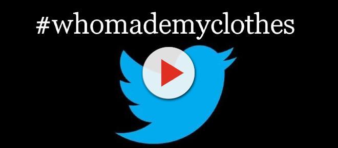 #whomademyclothes hashtag: The digital fashion revolution